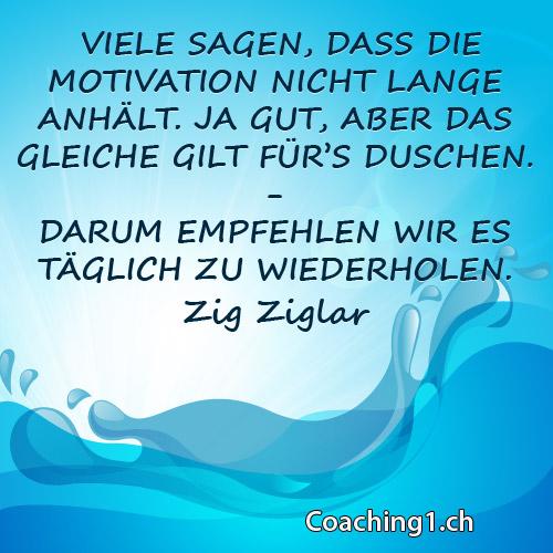 Wiederholung Coaching