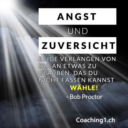 angst zuversicht coaching