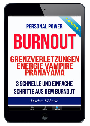 Burnout Buch